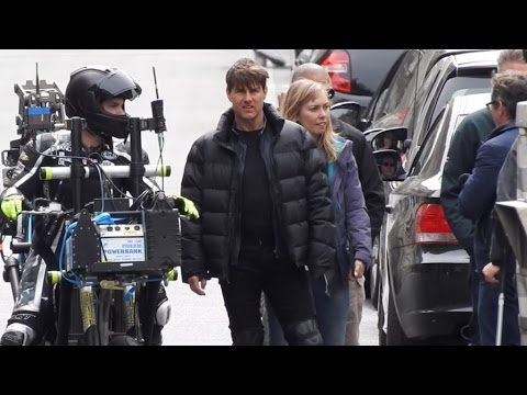 Mission: Impossible 6 (On Set)