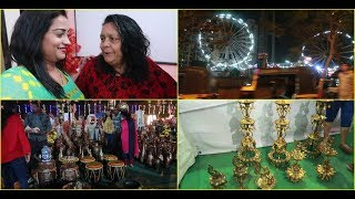 Sunday VLOG Anand Mela Tour with New Looking Saas | Indian Mom On Duty