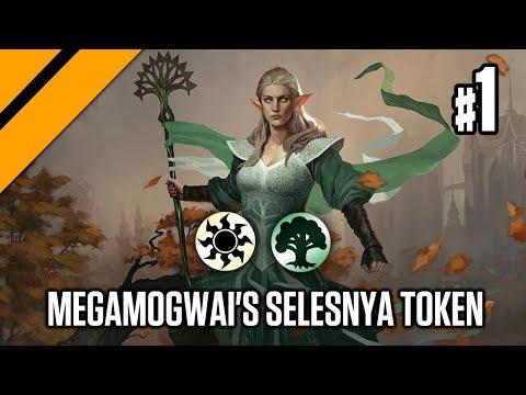 Bo3 Constructed - MegaMogwai's Selesnya Token P1