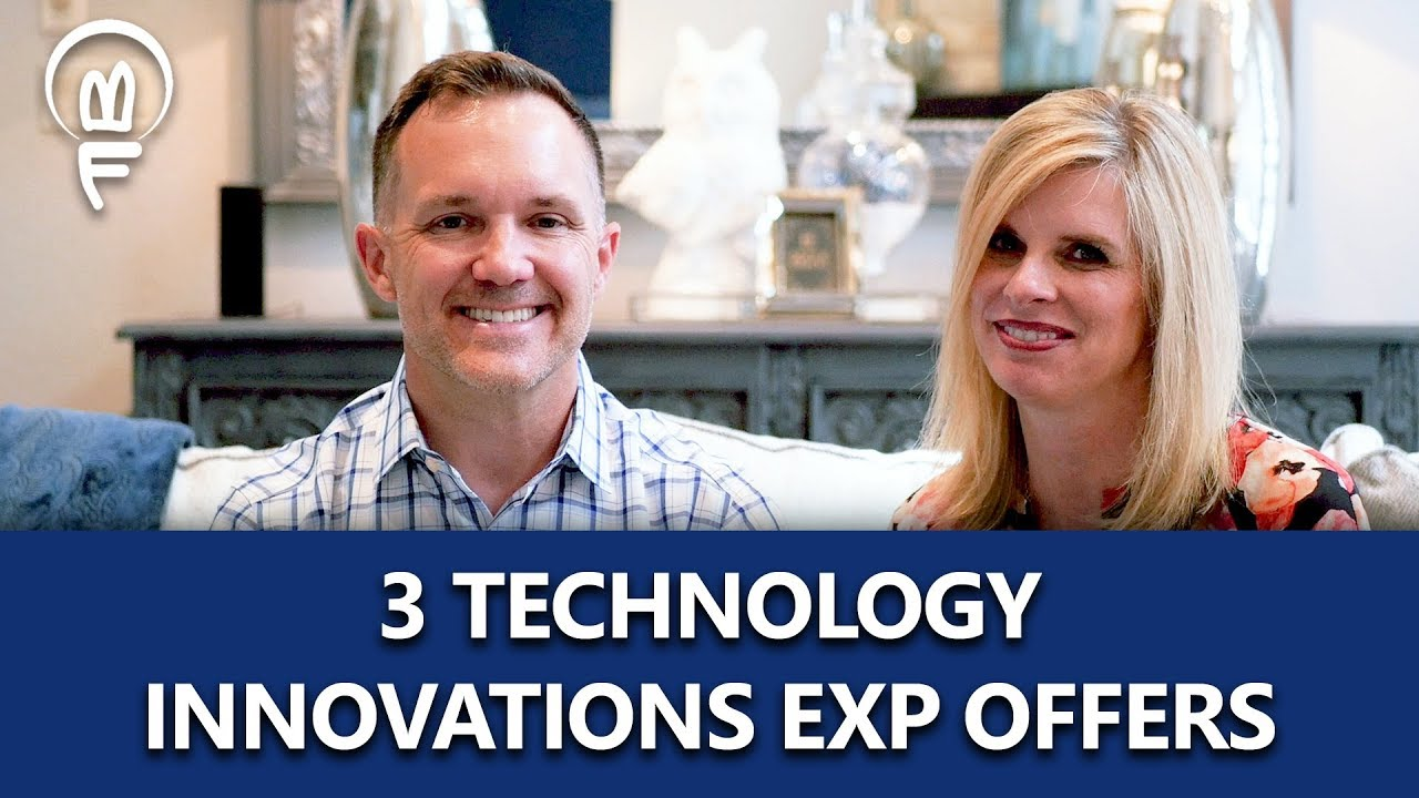 3 Technology Innovations eXp Realty Offers
