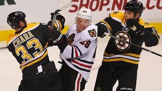 Zdeno Chara & Milan Lucic - Bosses of Boston | Ultimate Highlights (HD)