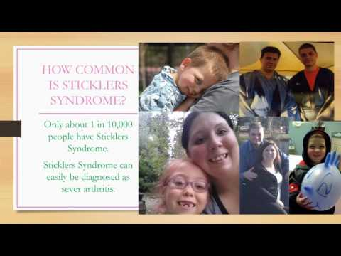 STICKLERS SYNDROME AWARENESS