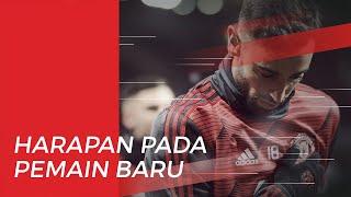 Harapan Gelandang Manchester United terhadap Bruno Fernandes dan Odion Ighalo