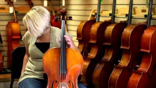 How to Tune a Cello : Cello Lessons