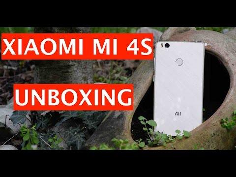 Xiaomi Mi 4s, Unboxing e prime impressioni
