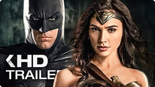 JUSTICE LEAGUE Trailer German Deutsch 2017