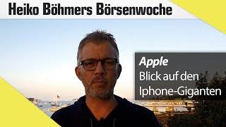 Böhmers Börsenwoche: Apple nach den Zahlen