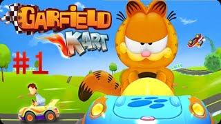 Garfield Kart 2013   Part 1 [WALKTHROUGH] [HD]