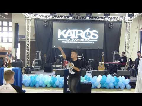 Kairós da Juventude 2018 | 1ª Pregação: Jefferson da Cruz