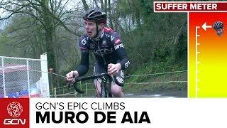 Muro De Aia | GCN's Epic Climbs