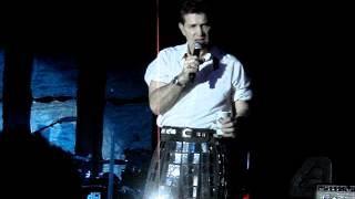 """CHRIS ISAAK- """"Worked It Out Wrong"""" LIVE 2012 Köln (Cologne) October 15th 2012"""