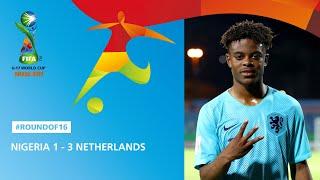 Nigeria v Netherlands Highlights - FIFA U17 World Cup 2019 ™