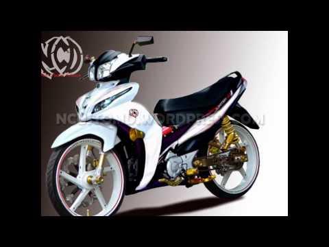 Video Modifikasi Motor jupiter z