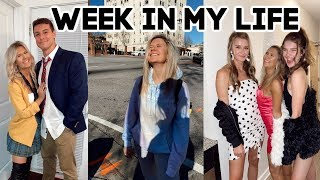 College Week In My Life: Exam Week, Date Nights, Visitors!