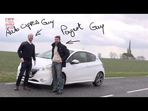 Peugeot 208 GTi exclusive - Auto Express