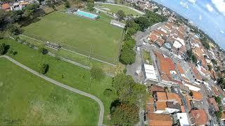 Vôo em FPV no João do Pulo em São José dos Campos.