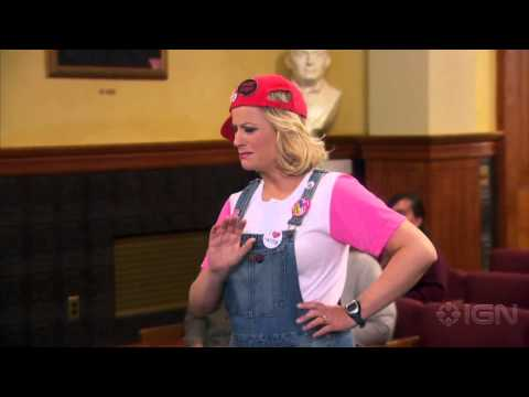 Parks and Recreation - Leslie's Filibuster Clip