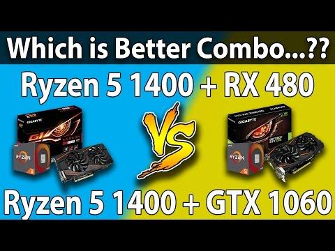 RX 480 vs GTX 1060   1080p and 1440p Comparison   Latest
