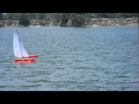 FireDragon - Mini40/F-48 Trimaran