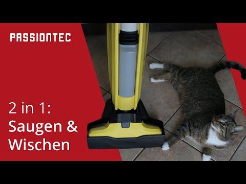 Kärcher FC 5 Hartbodenreiniger [Test & Unboxing]