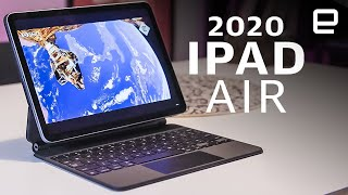 Apple iPad Air (2020) review: Great tablet, not quite a laptop