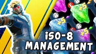ISO-8 Management ► Marvel Ultimate Alliance 3 (MUA3)