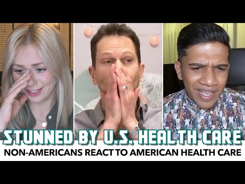 Non-Americans Stunned By American Health Care Costs