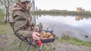Рыбалка Екатеринбург. Кто рано встает...часть 1 | Матчевая ловля рыбы на поплавок