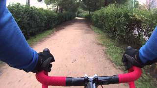 preview picture of video 'Ciclocross Ciutat de Manresa'