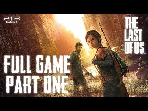 The Last of Us (PlayStation 3) - Full Game 720p60 HD Playthrough, Part One - No Commentary