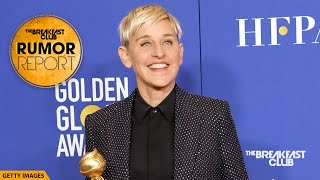 Ellen DeGeneres Makes Statement During Workplace Hostility Investigation