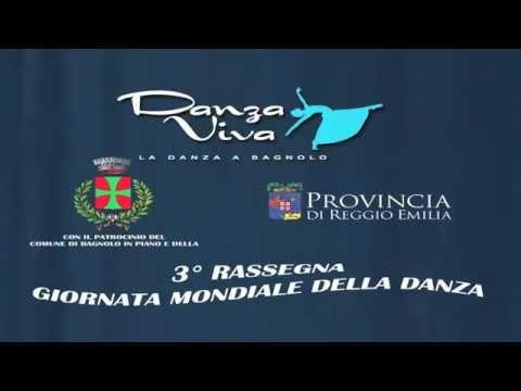 immagine di anteprima del video: Spot 3° Rassegna Giornata Mondiale della Danza 26 - 27 aprile 2014 BAGNOLO IN PIANO