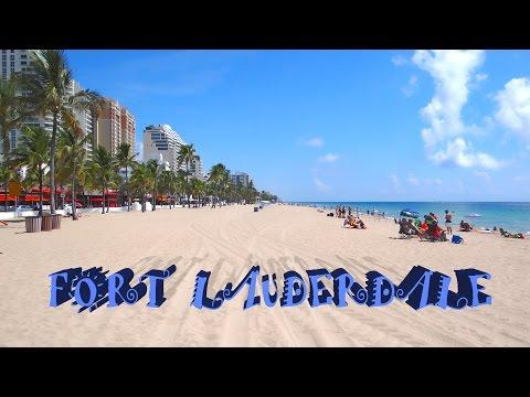 Video Fort Lauderdale - Florida  4K