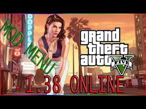 GTA-V] Online PC Mod menu 1 38 + 1 39 - Drop money