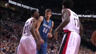 Top 5 NBA Plays: April 9th