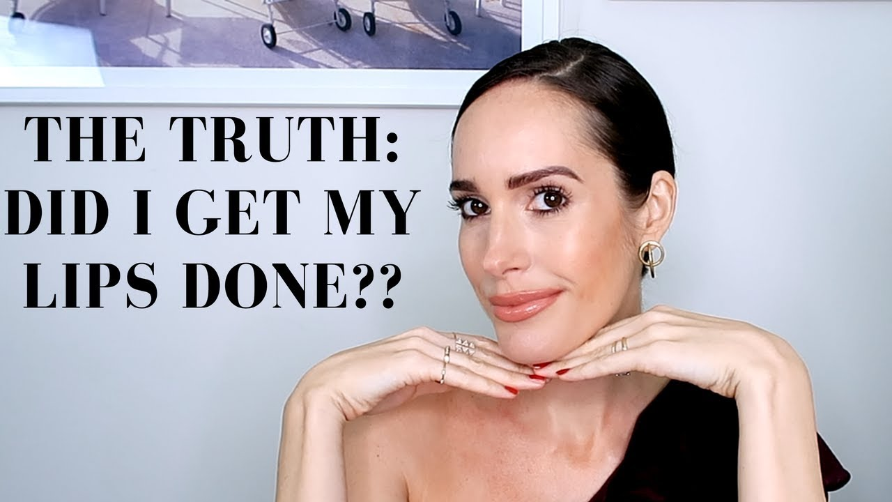 The Truth: Did I Get My Lips Done?? + GIVEAWAY