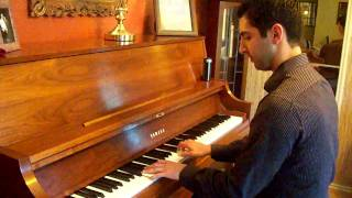 Syndicate- The Fray Piano Cover