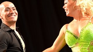 preview picture of video 'Bella Salsa Quebec -  DiverDanse 6  - Baila Productions'