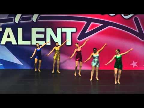 Best Tap Performance - Columbus, OH 2014