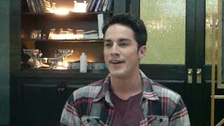 Майкл Тревино, Michael Trevino Talks The Originals Crossover