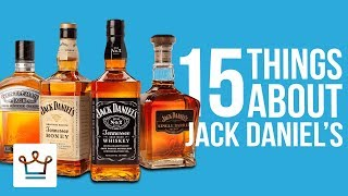 Gambar cover 15 Things You Didn't Know JACK DANIEL'S