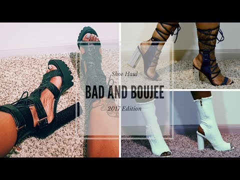 Bad and Boujee Shoe Review Featuring Simmi Heels | Fashion Nova | AMI Clubwear + Shoe Giveaway