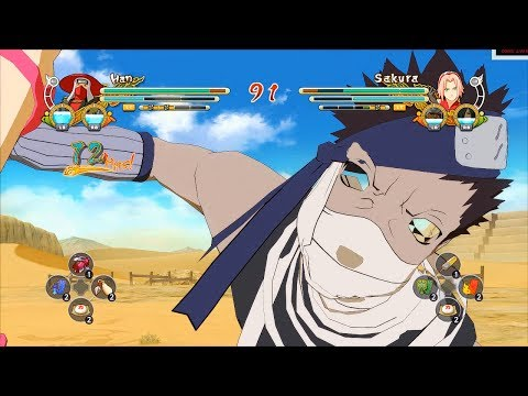 Naruto Shippuden Ultimate Ninja Storm 3 Full Burst Walkthrough
