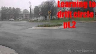How to drift circle pt.2 (miata)