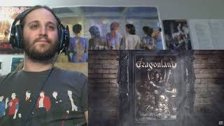 Dragonland - Shadow Of The Mithril Mountains (Reaction)