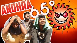 Andhra 65° Heat Latest Telugu Comedy Skit | Latest Telugu Funny Videos | The Telugu Guys