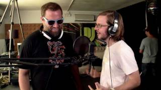 Claude VonStroke - Live @ DJsounds Show 2011 (Part 1)