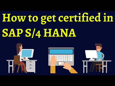 How to get certified in SAP HANA   SAP Certification List   SAP ...