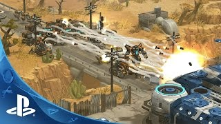 Picture of a game: Airmech