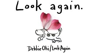 Look Again: Found Object Doodles By Debbie Ridpath Ohi @inkyelbows